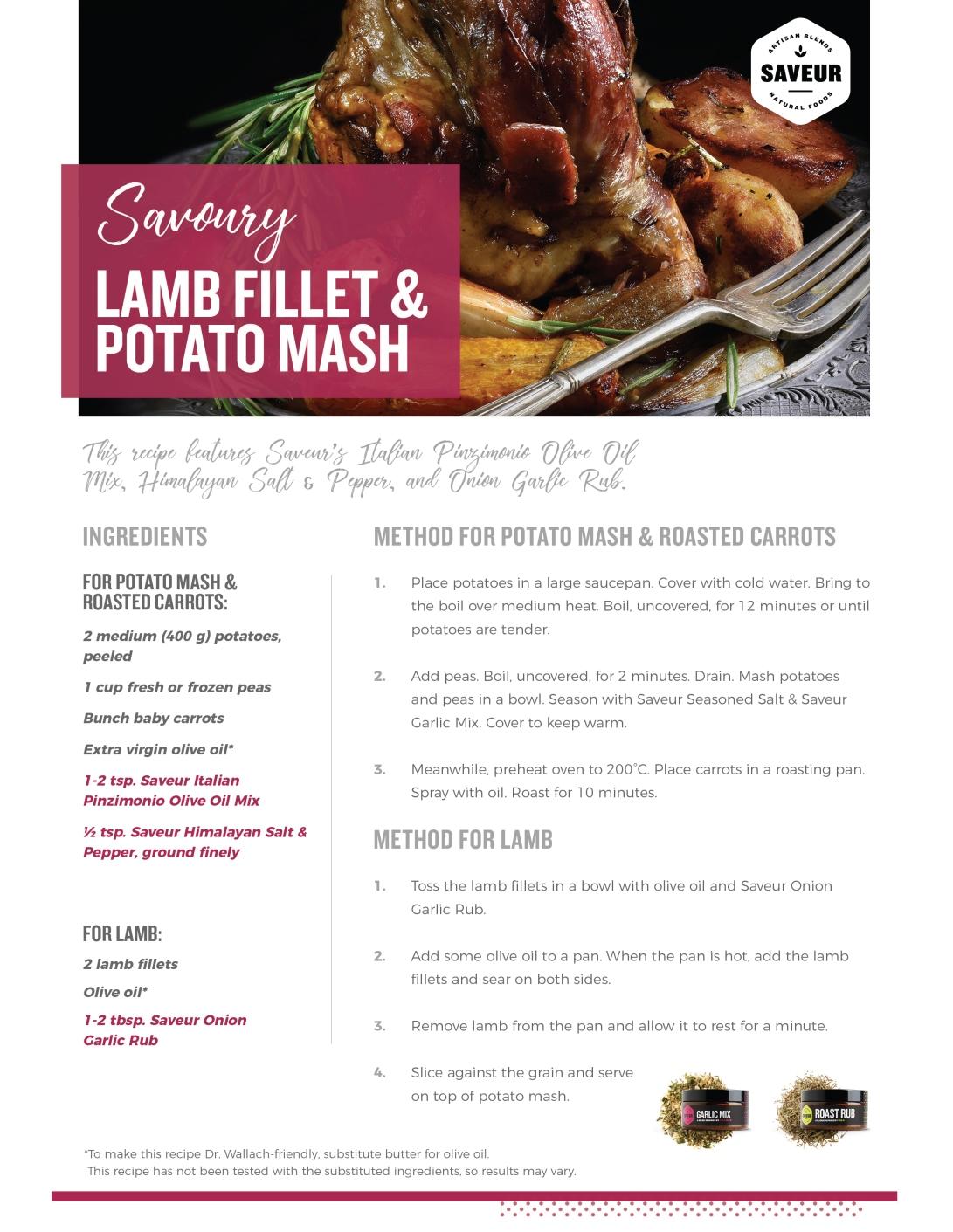 Lamb-Fillet-Potato-Mash