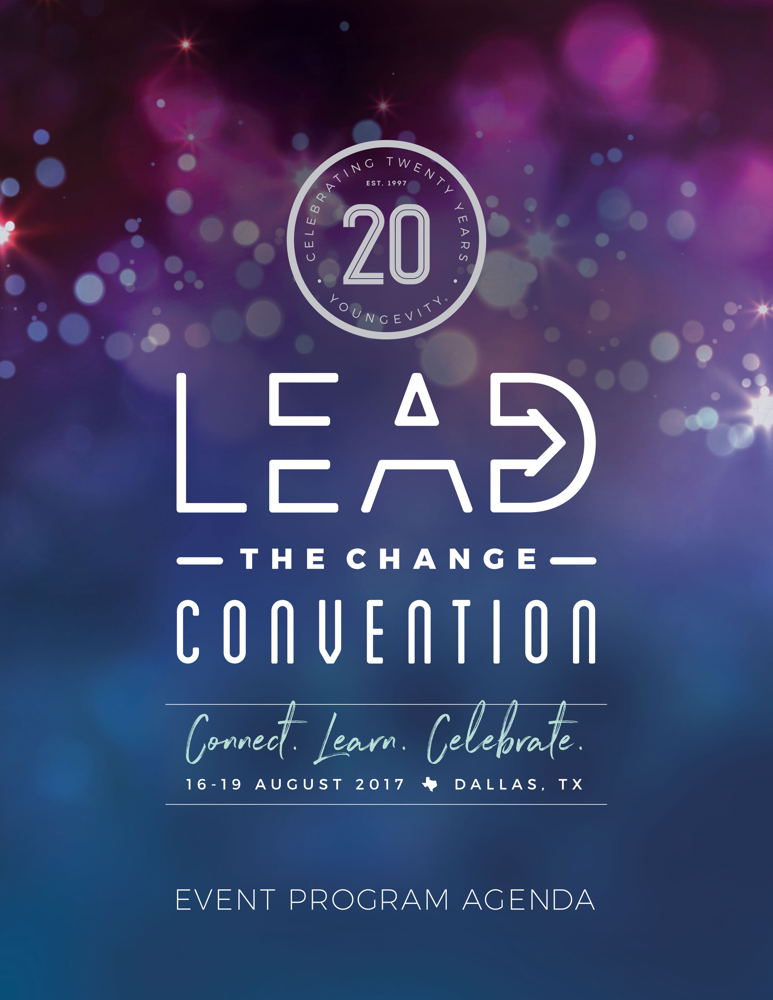 youngevity convention agenda booklet stephanie eng